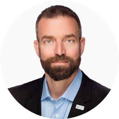 Jared Shepard est PDG d'Hypori, une société basée à Austin, qui développe des logiciels de sécurité pour les appareils mobiles.