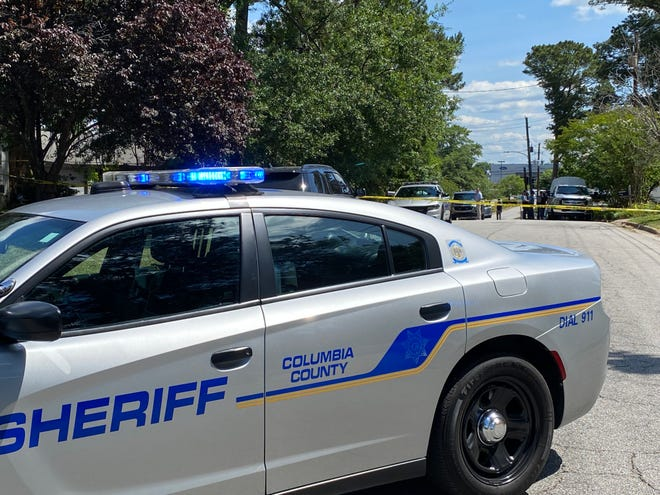 Columbia County deputies were investigating two deaths at a home in Columbia County Tuesday morning.