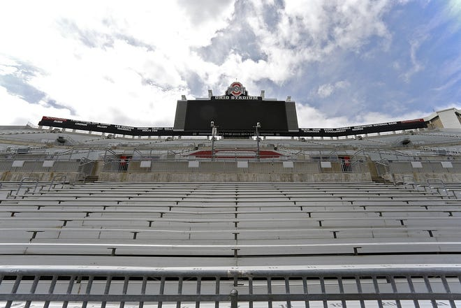 The first of Ohio State's seven home games this fall comes against Oregon on Sept. 11.