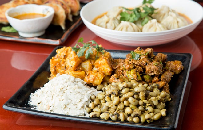 The Chicken Chhoila set photographed at Momo Ghar Dublin on Tuesday, May 25, 2021.