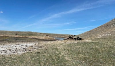 Drought Creates Many Challenges For Farms And Ranches.