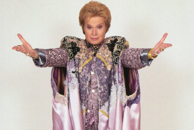 """Walter Mercado stars in """"Mucho Mucho Amor,"""" which shows Friday at Jacksonville's Many Sides of Pride Film Festival."""