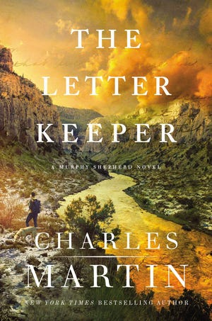 """""""The Letter Keeper"""" by Charles Martin"""