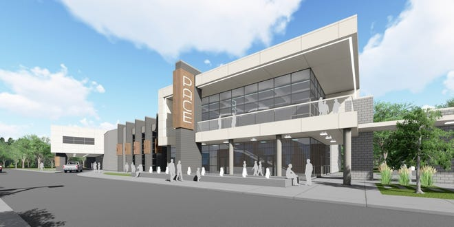 The Gonzales City's approved funding the Price LeBlanc Performing Arts, Conference and Events (PACE) Center.