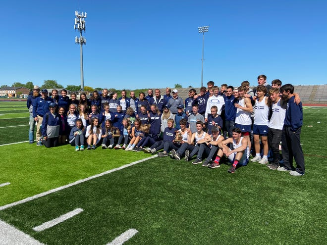 Hillsdale Academy boys and girls teams both won State Championships for the MITCA D3 Team Finals