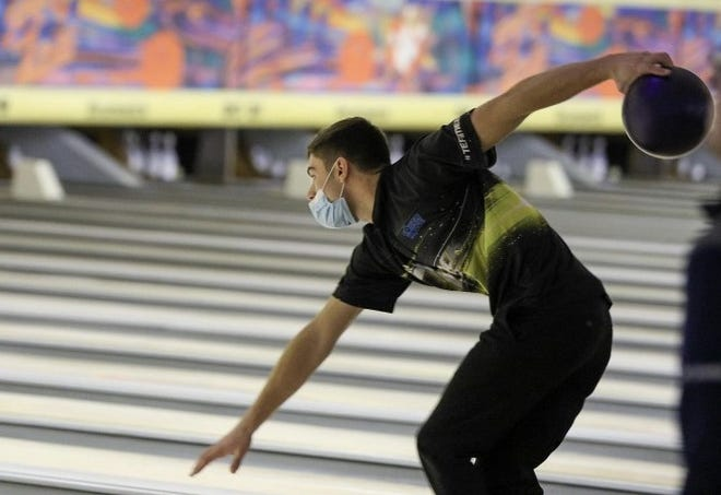 New Boston Huron graduate Drake Bazzy helped the University of Wisconsin-Whitewater win the national club bowling championship and earned All-America status this season.