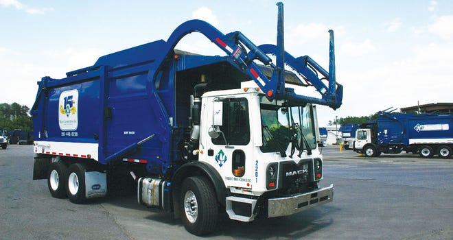 Waste Connections has a solid waste contract with the city of Oak Ridge for garbage pickup.