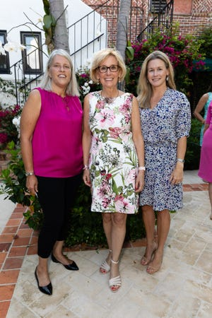 Carrie Bradburn, Wendy Steele and Jennifer Eaton