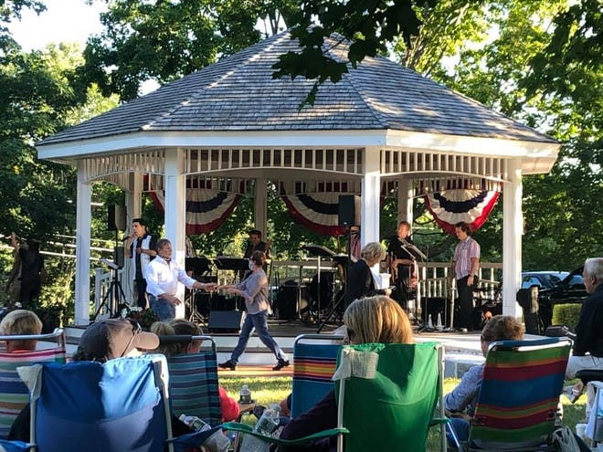 For its 25th anniversary season, the Friends of the North Hampton Bandstand is offering a full schedule of outdoor concerts every Wednesday evening starting at either 5:30 or 6 p.m., beginning on June 16.