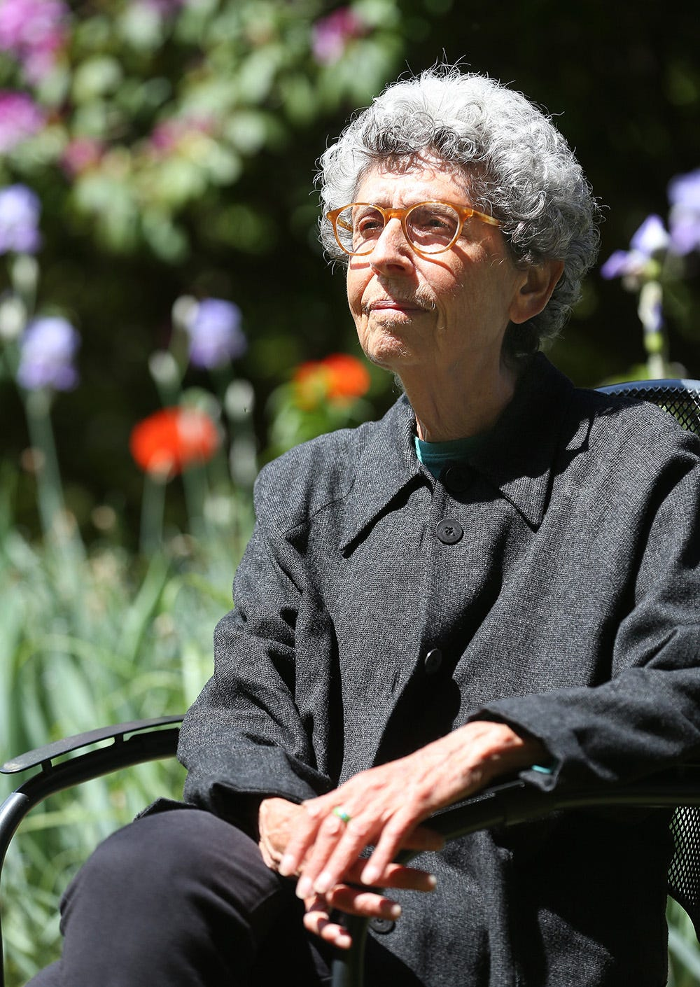 Roberta Richman, a retired warden and assistant director of rehabilitative services at the Adult Correctional Institutions, supports a bill that would restrict the use of solitary confinement in Rhode Island.
