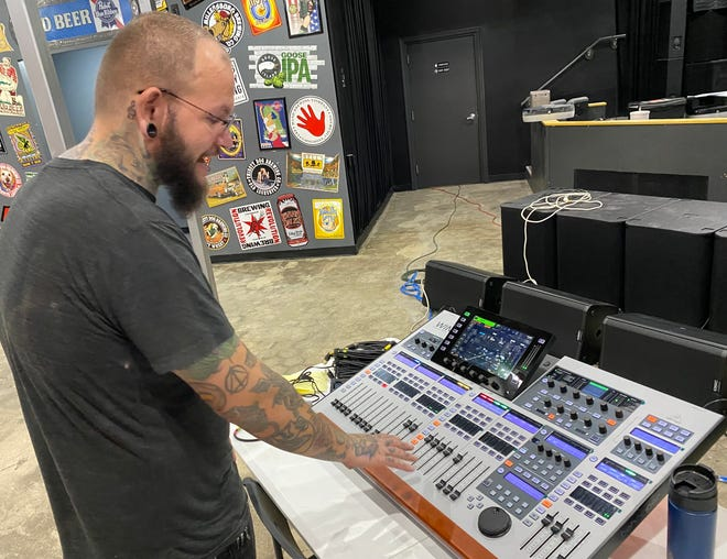 Josh Brewer, owner of The Auricle in downtown Canton, has scheduled a full lineup of summer concerts. The venue has been closed during the pandemic. Upcoming shows include O-Town, The Reverend Horton Heat, Patrick Sweany and The Vindys.
