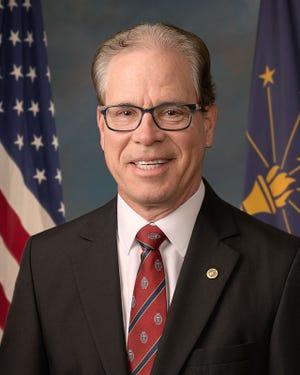 Sen. Mike Braun (R-Ind.)