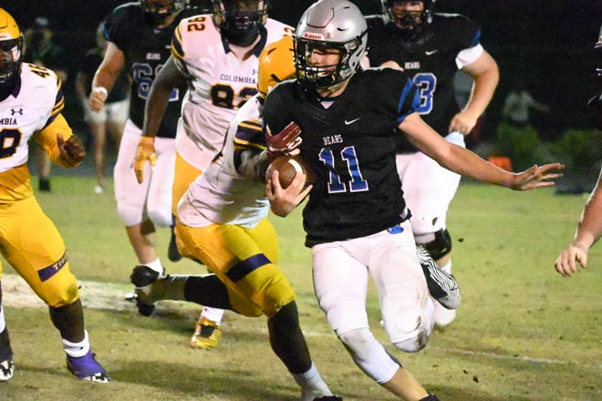 Bartram Trail overcame Columbia  29-20 in a hard-fought spring game.