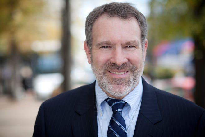 John Shaw, director of the Paul Simon Public Policy Institute