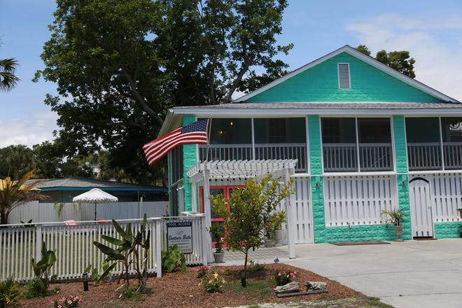 Short-term vacation rentals can be found all around Tybee Island.
