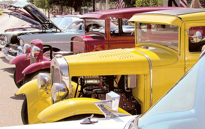 """""""Summer Car Cruise-In & Eats"""" continues in July and August. It's among events scheduled for 2021 in downtown Sturgis."""
