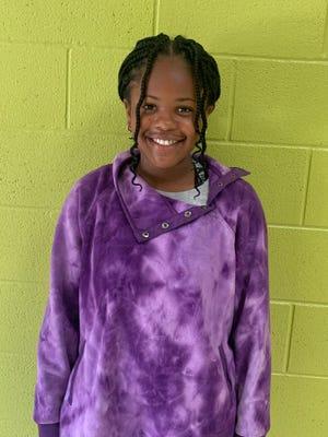 Moniya Steward of Cedar Grove Middle is Brunswick County Schools' Student of the Week.