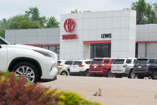 Lewis Toyota of Topeka, 2951 S.W. Fairlawn Road, is starting a fund to provide grants to local youth who want to play sports this year but may need help with such things as tournament-entrance fees and purchasing equipment.