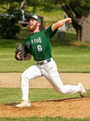 Grafton's Jayce Keeler has been one of the top pitchers this season in Central Mass.