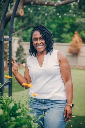 NaTasha McDonald aims to teach Fayetteville the importance of gardening.