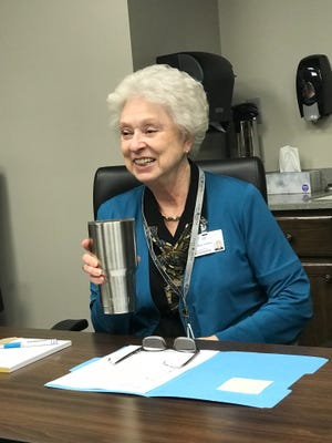 Mary Ann Johns served as an administrator in the Fort Smith School District for 46 years.