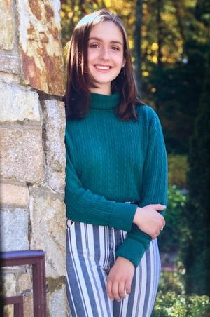 Kate McCormick was named class speaker for the Oliver Ames High School Class of 2021.