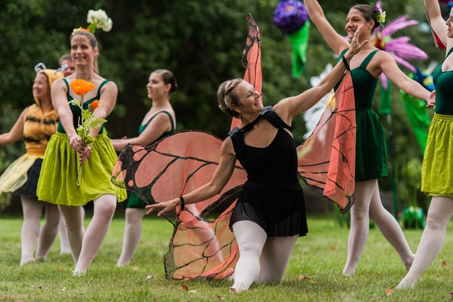 The Bees & Friends performances by Ballet Vermont take place in several locations in Vermont through June 12.