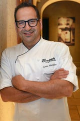"""Executive Chef Aram Mardigian will feature """"classic grill favorites focusing on seasonal ingredients and globally influenced flavors."""""""