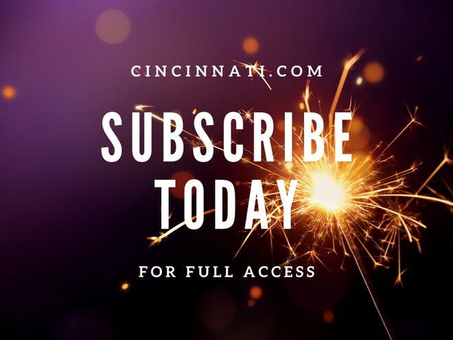 Subscribe to Cincinnati.com today.
