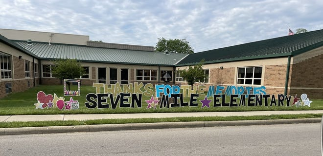 Edgewood City Schools is reassigning students by grade level and designating three buildings as three elementary schools for the 2021-2022 school year.
