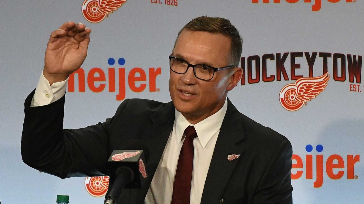 Red Wings hoping for better luck, top pick in NHL Draft Lottery 2
