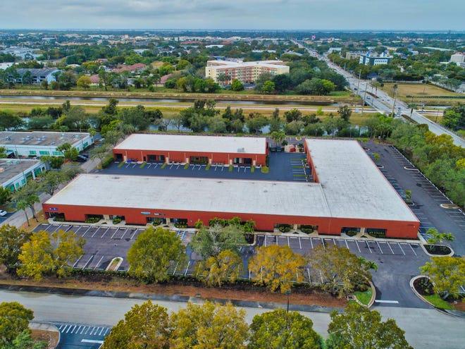 50,000-square-foot business park