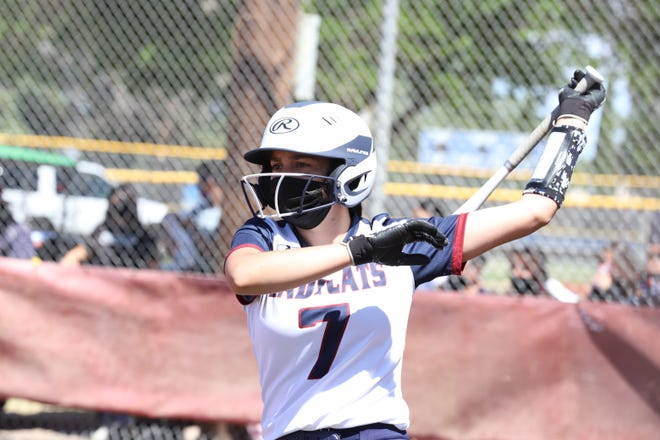 Briana Flores will lead the Lady 'Cats when they host the Mayfield Trojans on Saturday.