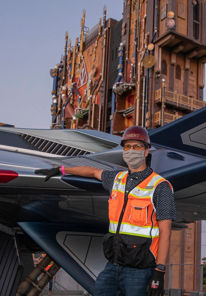 Living Disney fairytale: From childhood passholder to Imagineer working on new Avengers Campus