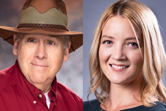 Peter Fishburn and Kelly Klingseisen