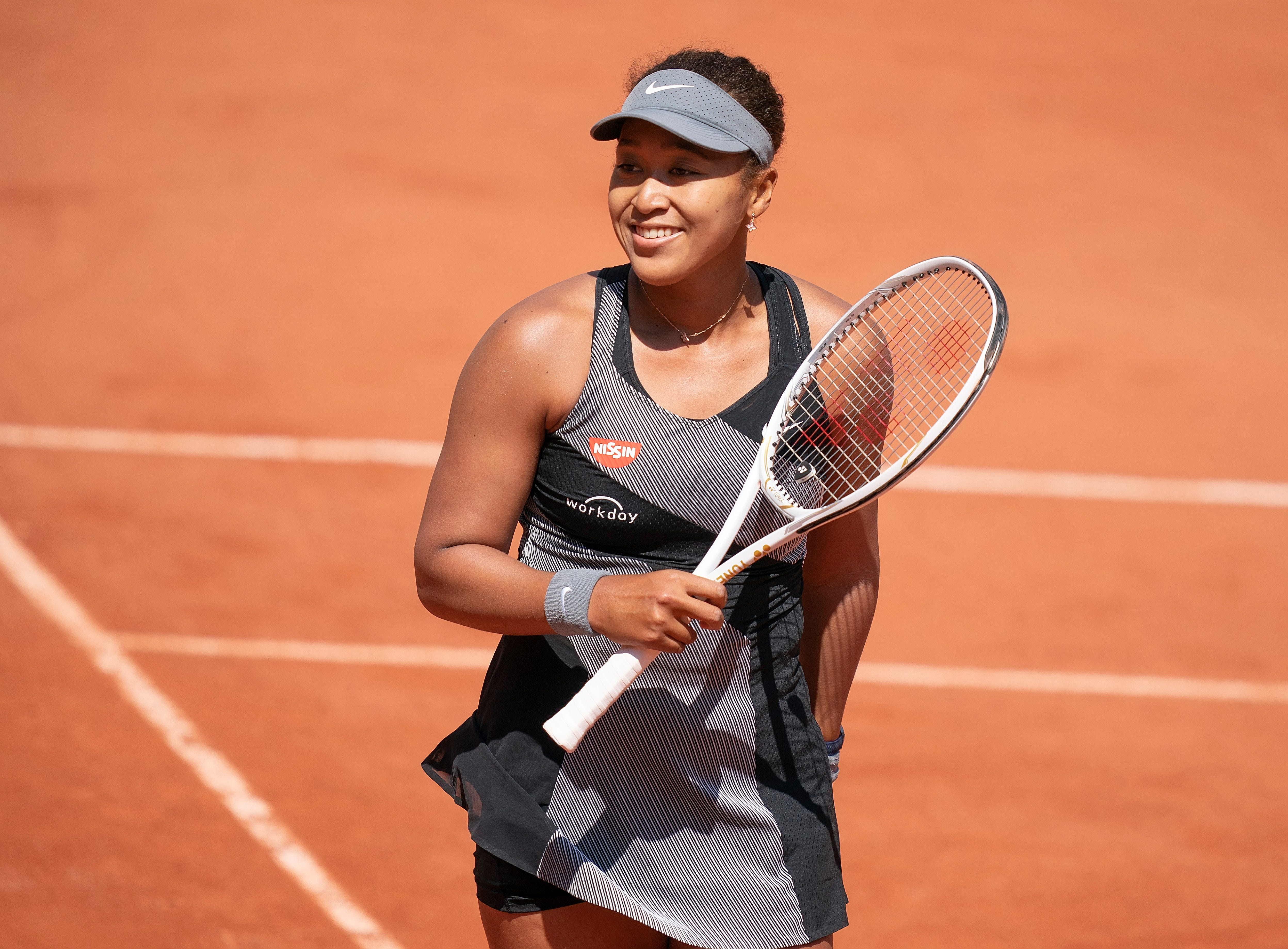 Nike supports Naomi Osaka after stunning French Open withdrawal