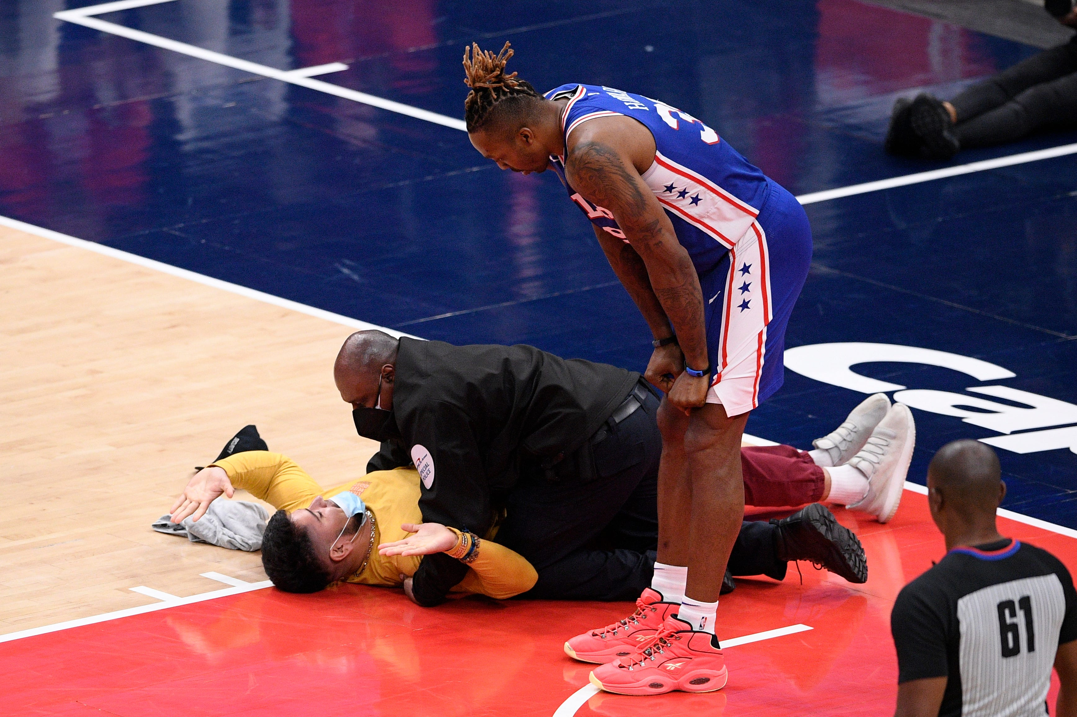 Opinion: Abuse goes beyond NBA players and reflects larger failings in America today