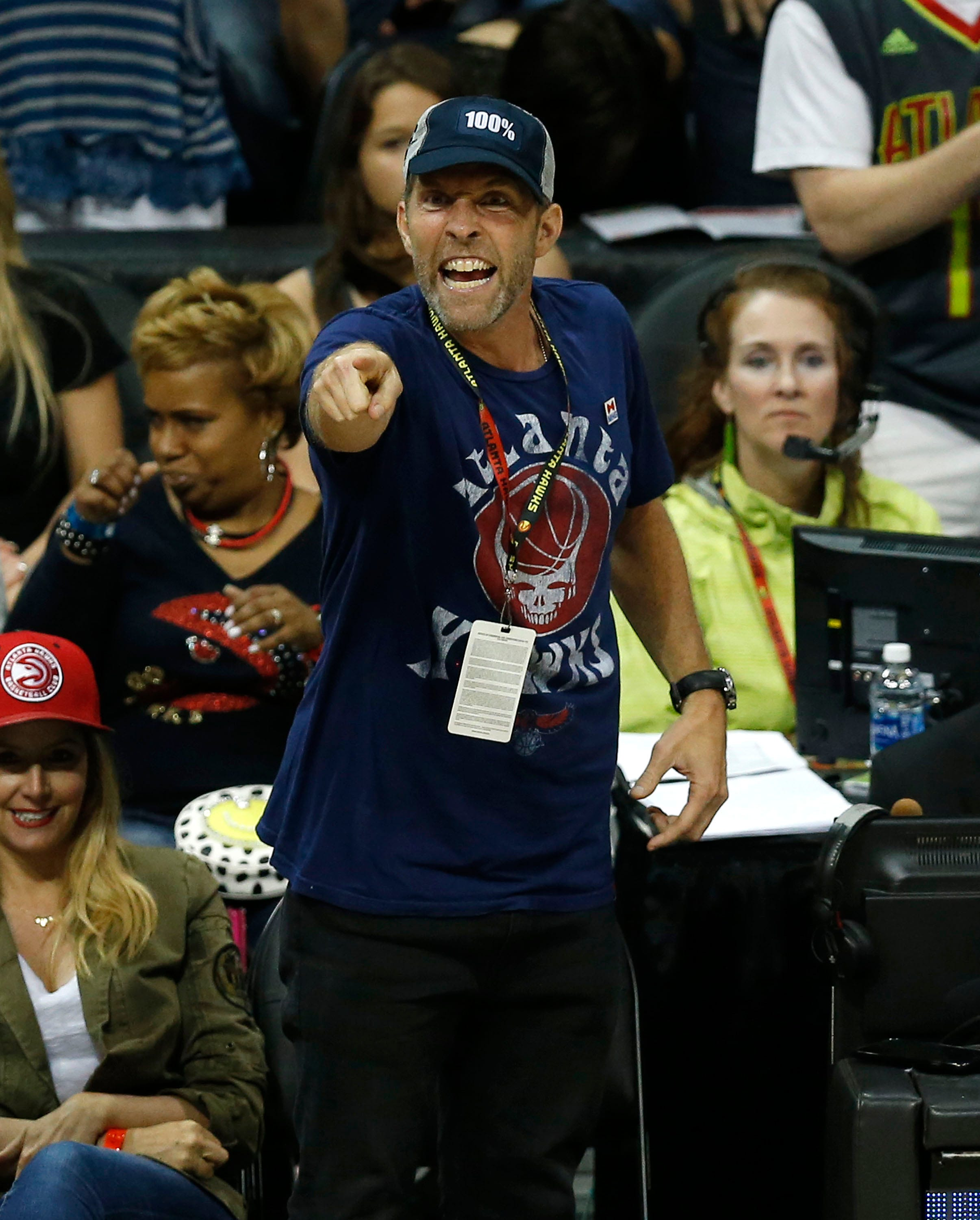 Hawks co-owner Jesse Itzler, who wrote Knicks anthem, will see his NBA worlds collide again in Game 5