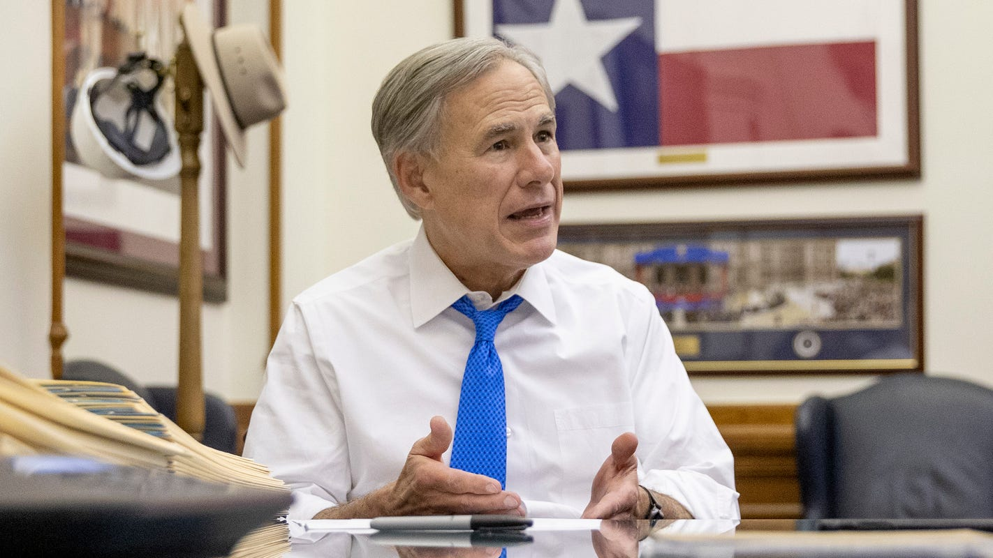 Gov. Greg Abbott signs bill to allow Texans to carry handguns without a permit