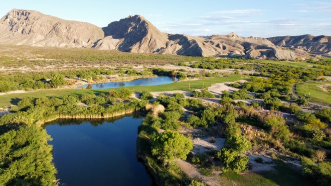 Black Jack's Crossing at Lajitas Golf Resort sits on the Rio Grande, just between Big Bend National Park and Big Bend Ranch State Park. It's the No. 1 course on Golfweek's Best You Can Play in Texas list.