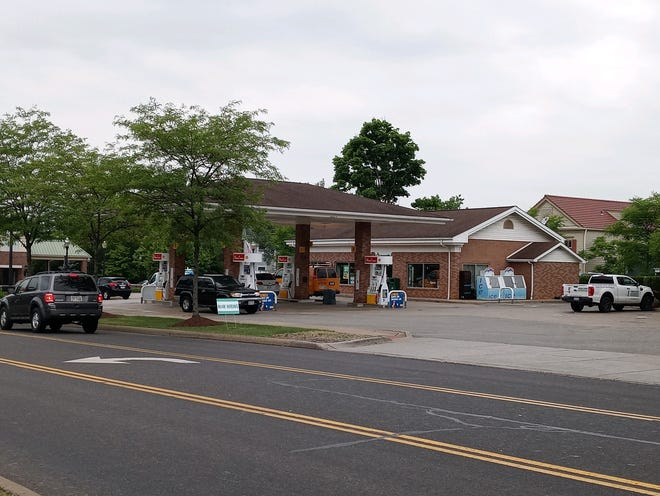 Hudson police and the Summit County Medical Examiner's Office are investigating the death of a 40-year-old man whose body was found Wednesday morning at the Shell gas station at 45 W. Streetsboro Street.