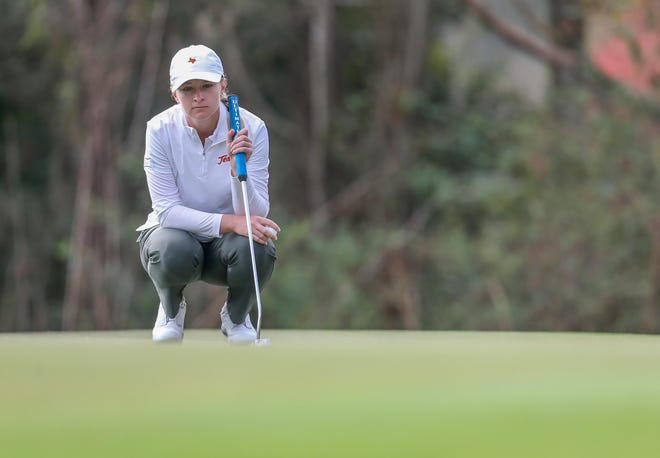 Texas' Kaitlyn Papp finished tied for ninth as an amateur in last year's U.S. Women's Open golf tournament in Houston and is ready for her professional debut in this year's tournament in San Francisco, starting Thursday.