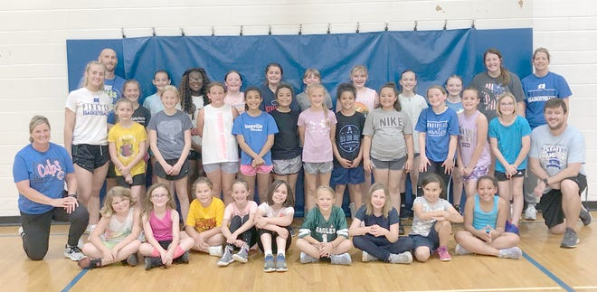 The Lady Pirate Basketball Program held their annual Youth Basketball Camps this week at LSE.
