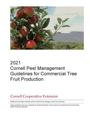 CCE guide, Fruit Trees