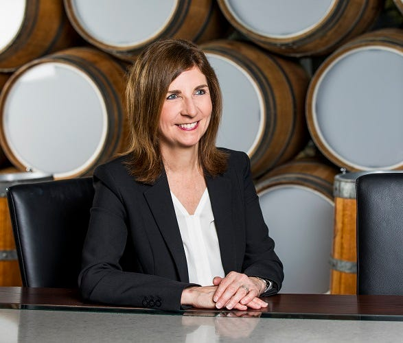 Colleen Jay is former global division president at Procter and Gamble and non-executive director of Cooper Cos. and Treasury Wine Estates, based in California.