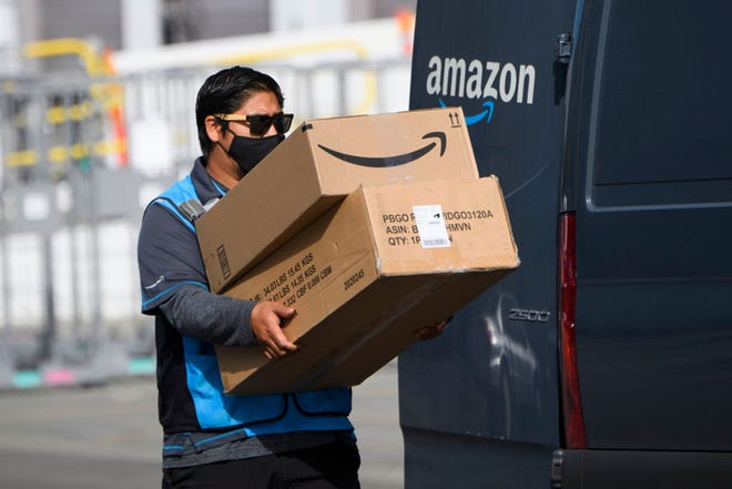 Amazon delivery drivers are injured doing their jobs more often than any other job in the chain of operations for the company—and at higher rates than UPS drivers.