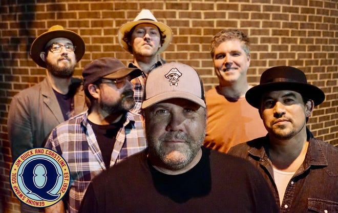 Jim Quick and Coastline will perform for the first-ever fundraiser for the Barbecue Festival on July 8 at Bull City Ciderworks.