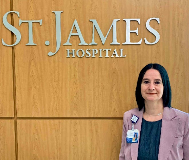 Denise M. Becher has been promoted to Executive Vice President at St. James Hospital in Hornell.