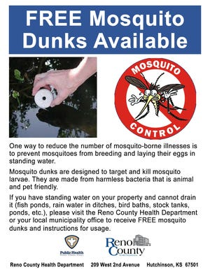 Mosquito dunks information