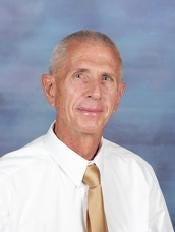 Newton athletic events manager Fred Becker retired at the end of the school year after more than 30 years.